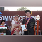 27th Commencement Exercises held